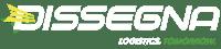 Logo Dissegna bianco
